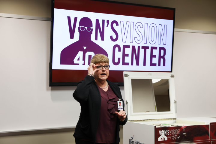 2019 VON'S VISION DAY AT TEXAS A&M UNIVERSITY