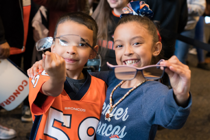 2019 Von's Vision Day Reveal Party